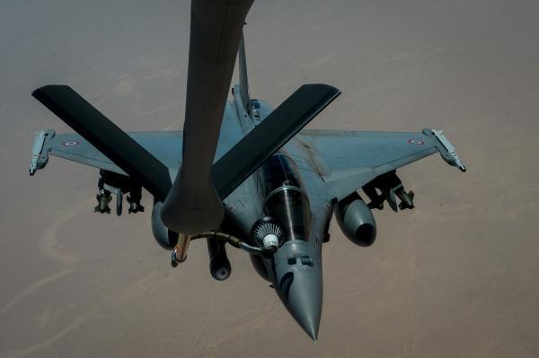 γαλλικό αεροσκάφος -  jet τύπου Rafale