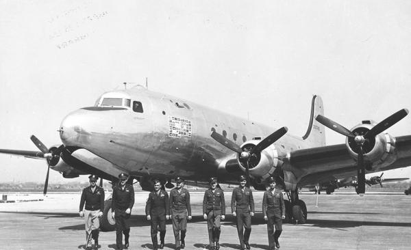 Το πρώτο AIR FORCE ONE / Πηγή: Boeing