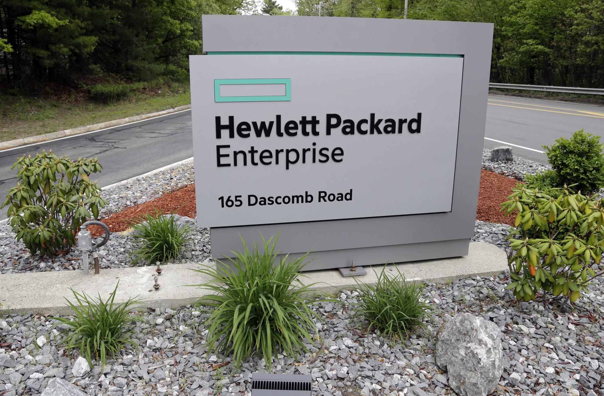 Hewlett Packard Enterprises / Πηγή: AP Images
