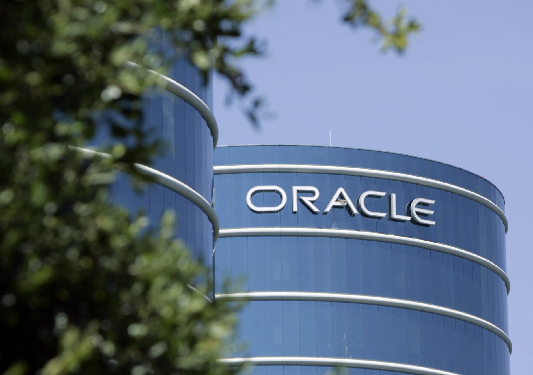 Oracle / Πηγή: AP Images