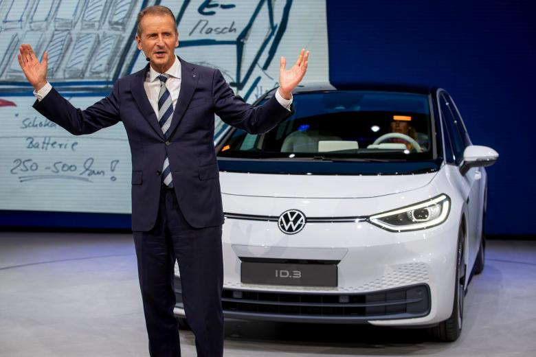 To ID.3 της Volkswagen