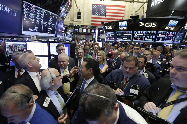 Wall Street / Πηγή: AP Images