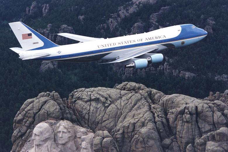Το προεδρικό αεροσκάφος / Πηγή: Boeing