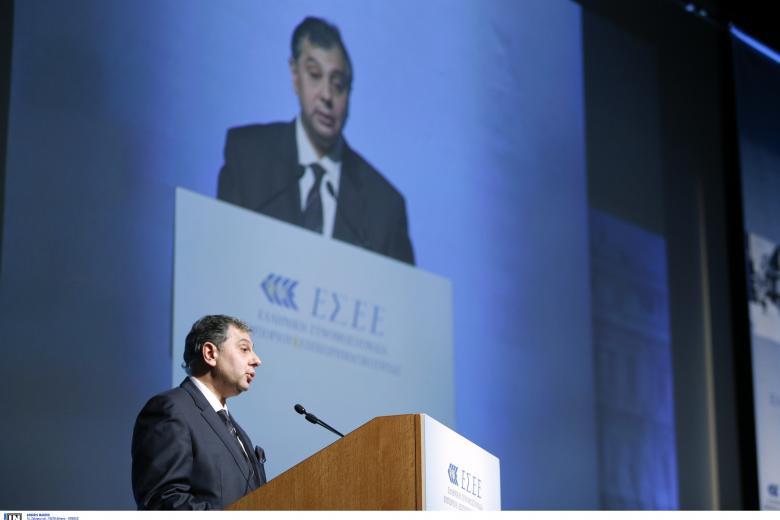 Ο πρόεδρος του Ε.Β.Ε.Π. Βασίλης Κορκίδης / Πηγή: InTime
