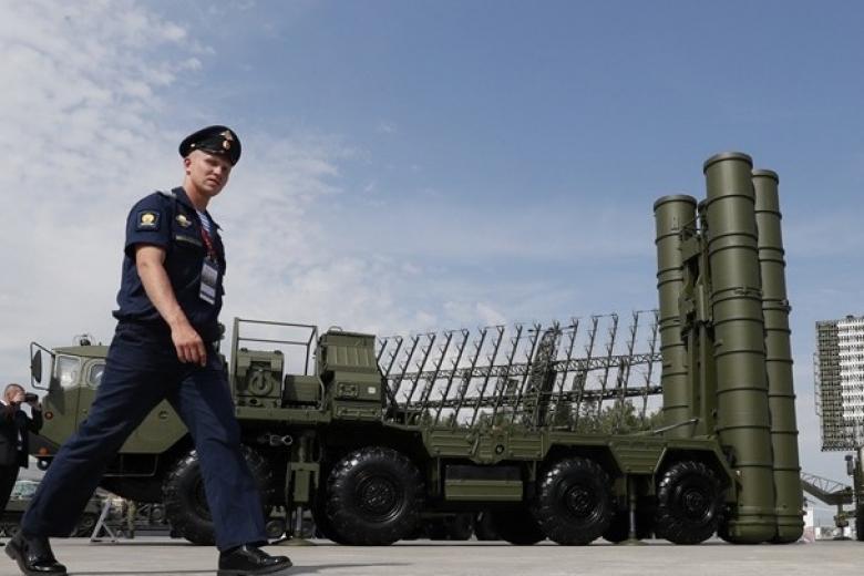 ΗΠΑ: Δεν αποδέχονται την κατοχή των ρωσικών S-400 από την Τουρκία   Ημερησία